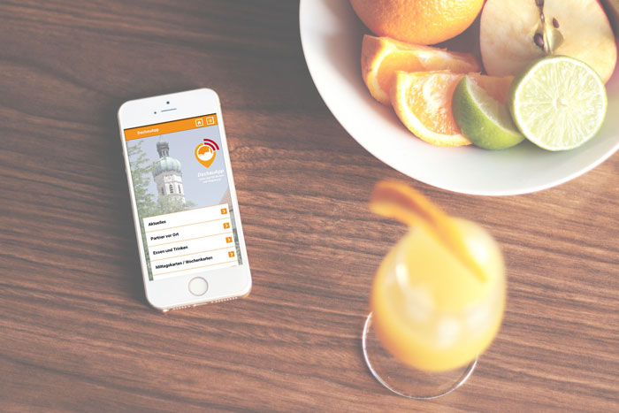 Eigenes Stadtportal mit App betreiben